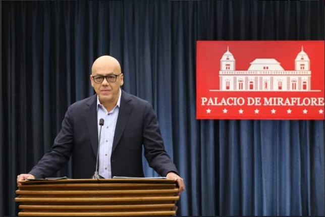 Jorge Rodríguez: Pago del salario en Petros representa un anclaje recuperador