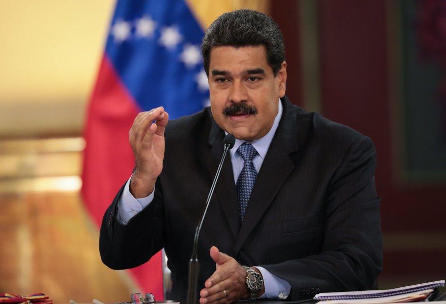 Presidente Maduro: Salario mínimo será de mil 800 bolívares soberanos