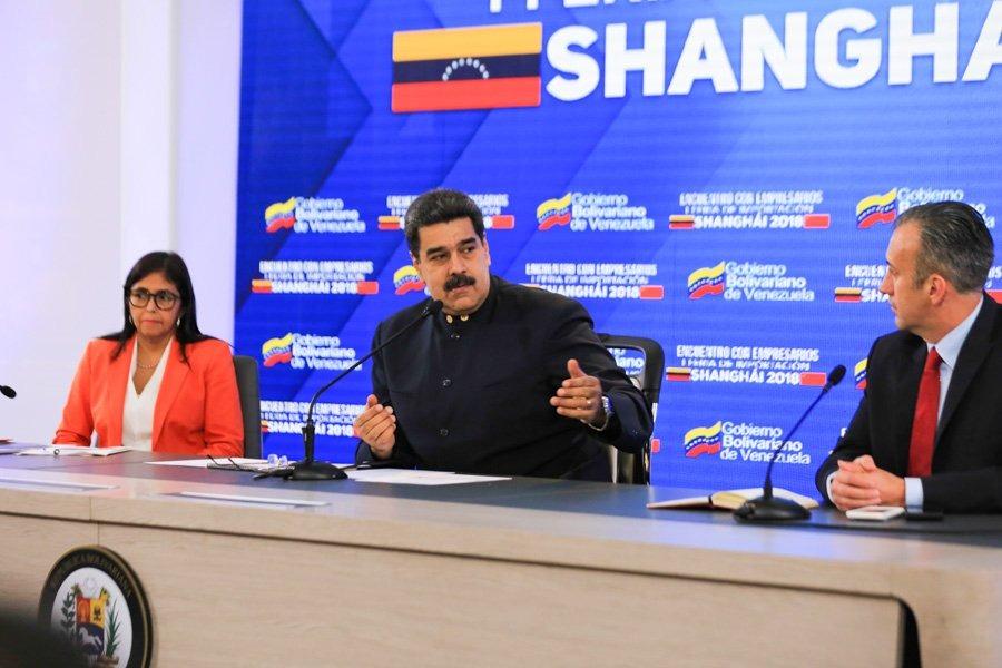 Venezuela amplía mercado comercial con la I Feria de Importación Shanghai 2018