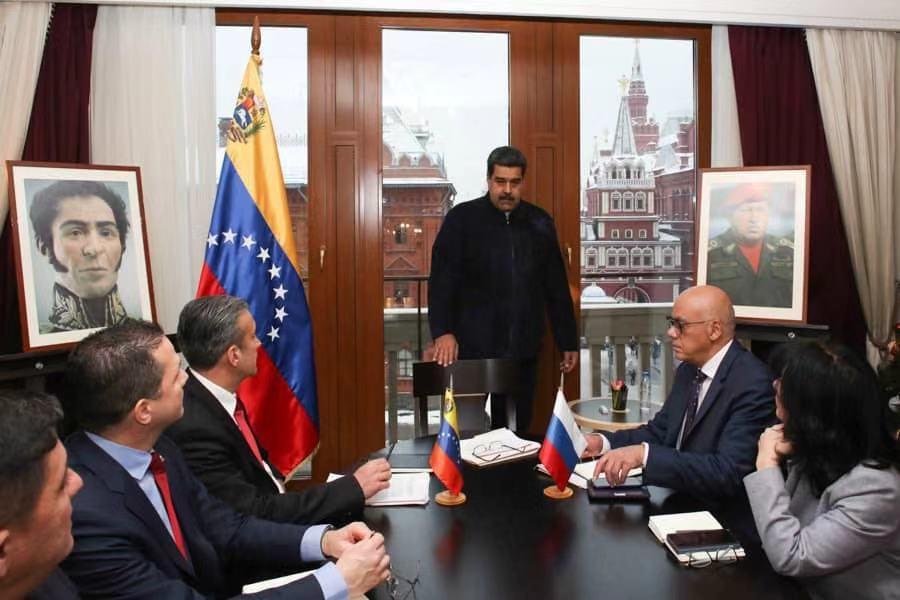 Venezuela fortalece las relaciones con Rusia y Turquía para el avance económico bilateral