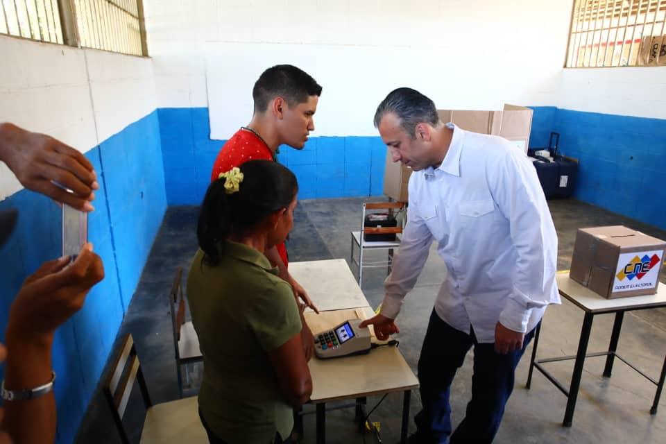 VP. Tareck El Aissami: Venezuela tiene una democracia profundamente popular
