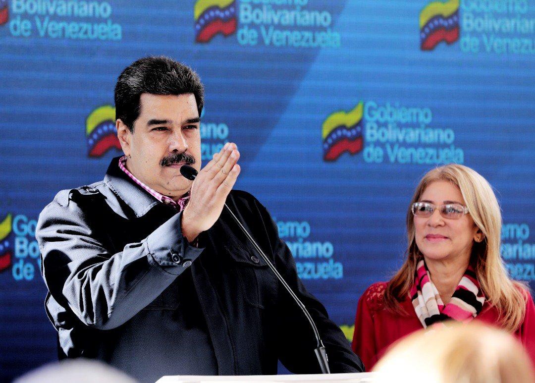 Presidente Nicolás Maduro: Venezuela ostenta récord en libertades políticas al celebrar la elección 25 en 20 años de revolución