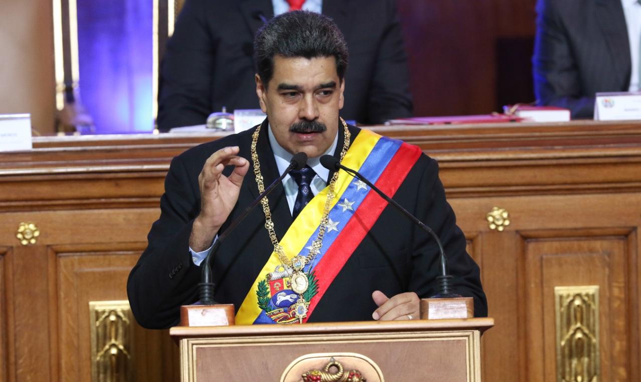 Presidente Nicolás Maduro: Hoy Nace la Misión Venezuela Bella