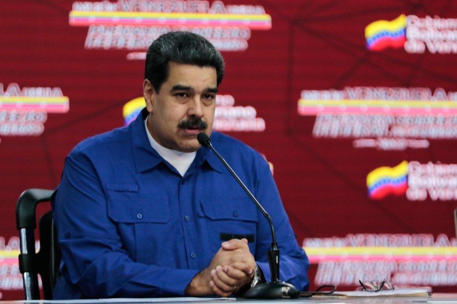 Presidente Nicolás Maduro anuncia la creación de la Misión Venezuela