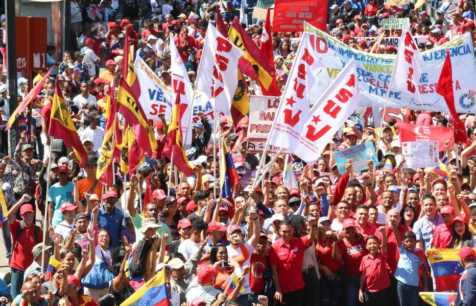 Presidente Maduro: 40 años después el pueblo retomó el camino que se había perdido por la corrupción