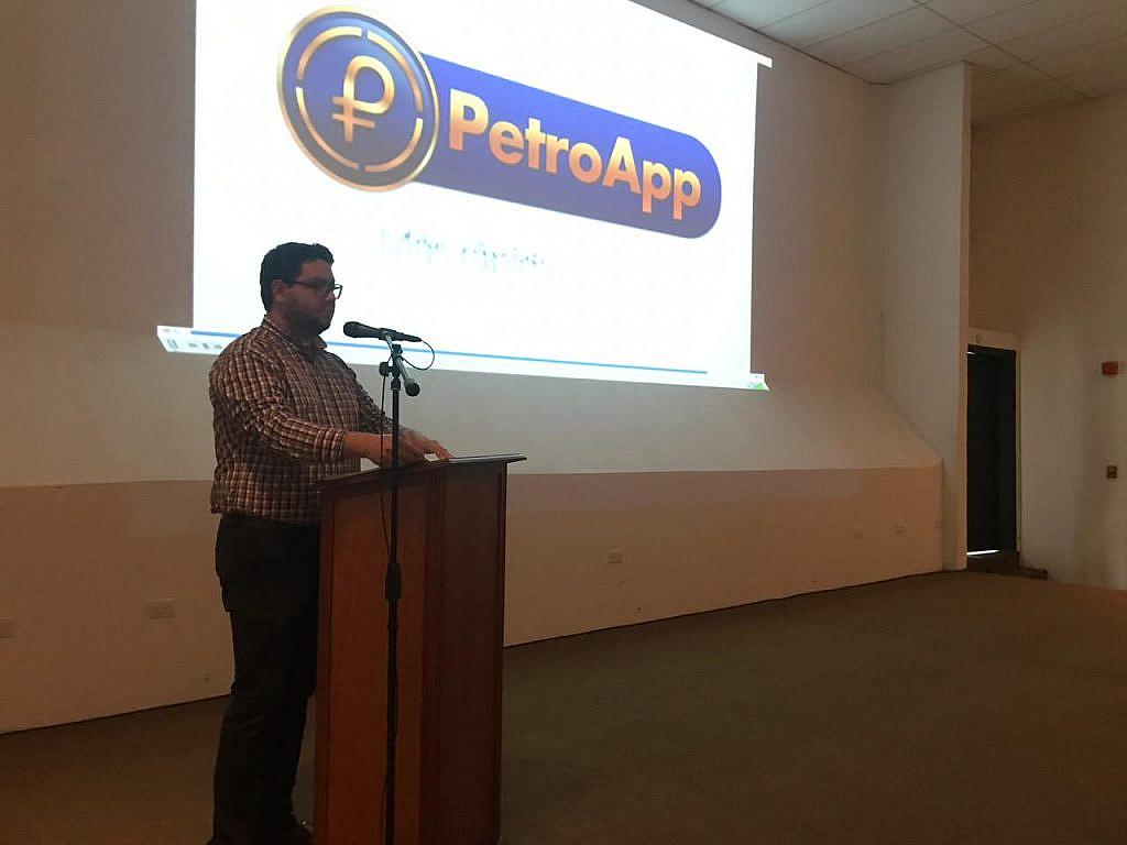 Sunacrip se despliega en Miranda para mostrar avances tecnológicos del Petro