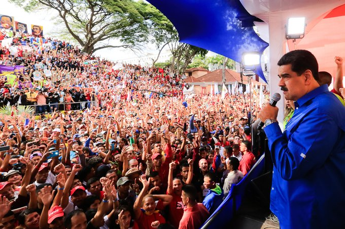 Gobierno Nacional conmemoró el Día de la Juventud en honor a los estudiantes que participaron en la Batalla la Victoria