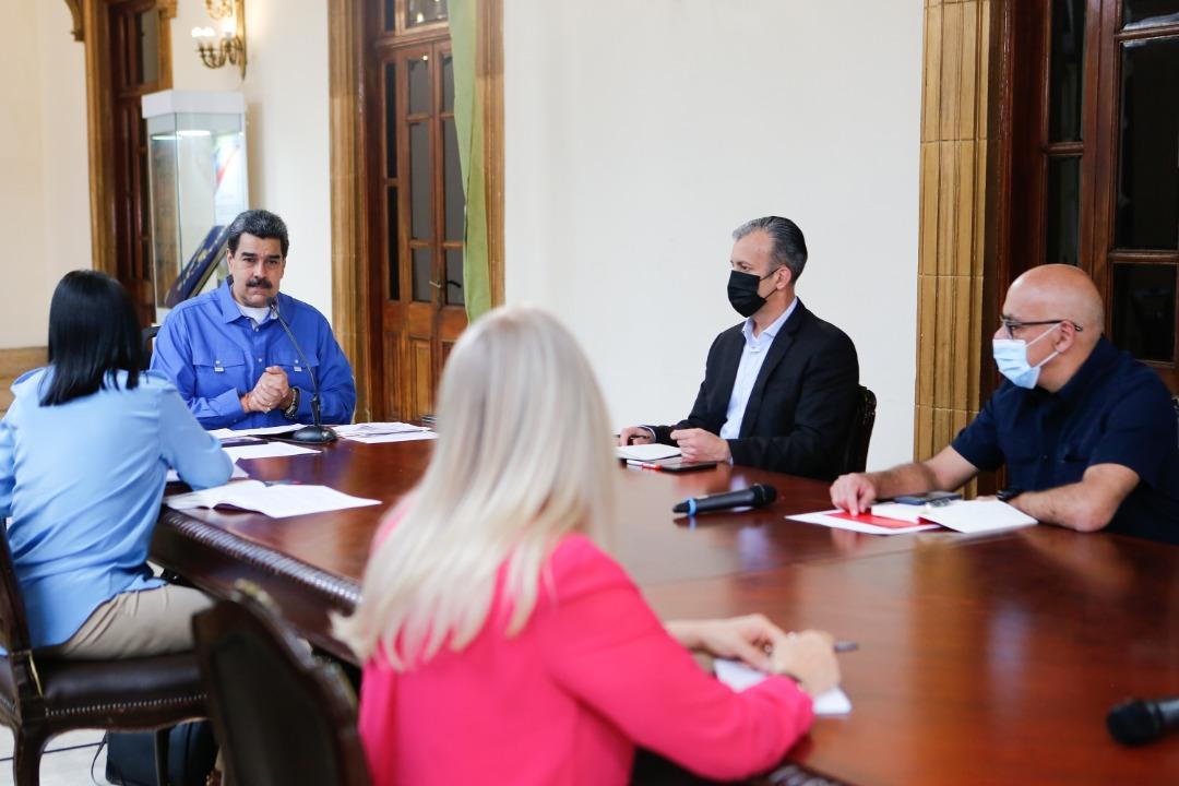 Presidente Nicolás Maduro transmite mensaje de solidaridad a Colombia y Ecuador y pide que se mantenga la paz durante la pandemia