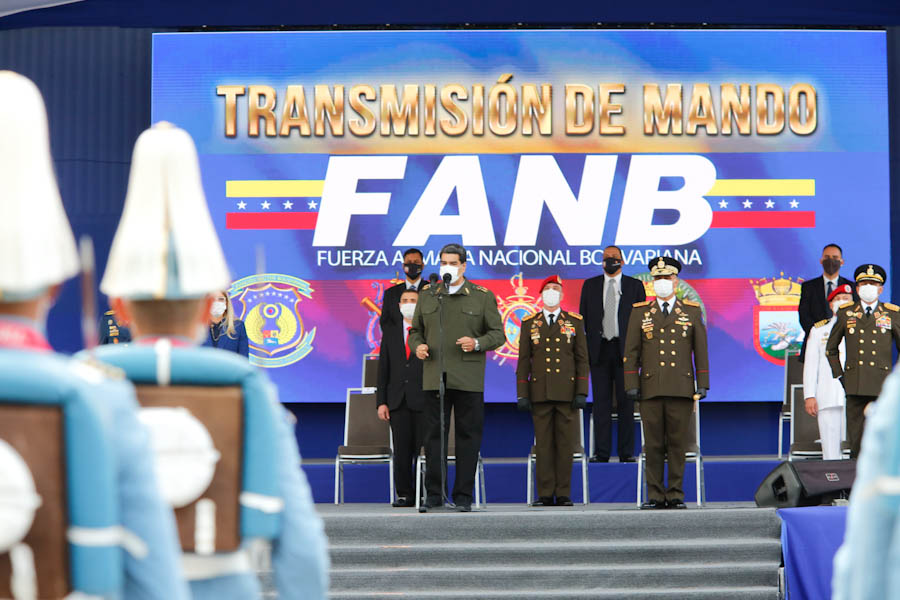 Presidente Nicolás Maduro denuncia nuevas difamaciones del gobierno de EE.UU