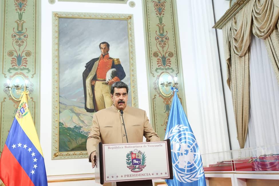 Presidente abogó por una ONU que proteja a los pueblos del mundo