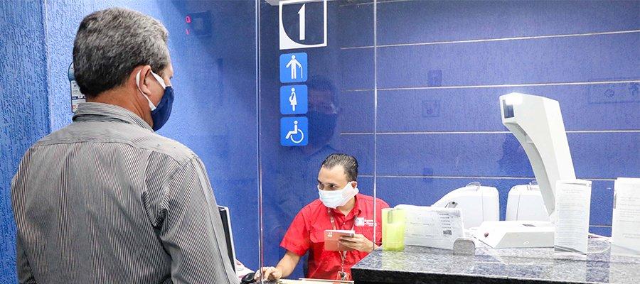 Banco del Tesoro activa 96 oficinas para atención al público durante semana de flexibilización