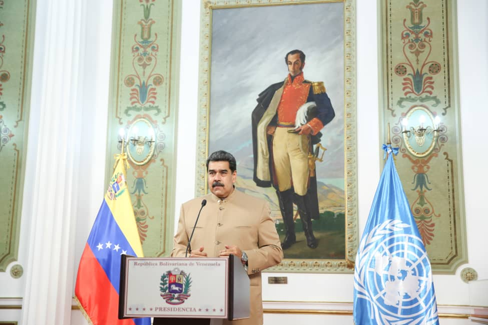 Venezuela invita a la ONU a ser observadores en comicios parlamentarios del 6D