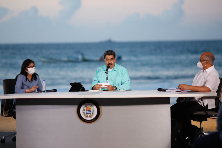 Maduro denunció silencio mediático internacional sobre éxito del 7+7 Plus