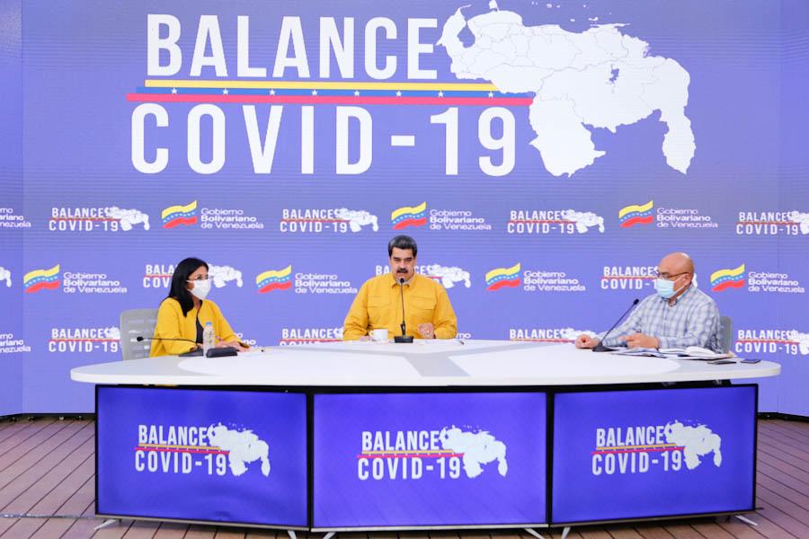Venezuela rescató recursos secuestrados por EEUU y atenderá pago total al mecanismo COVAX