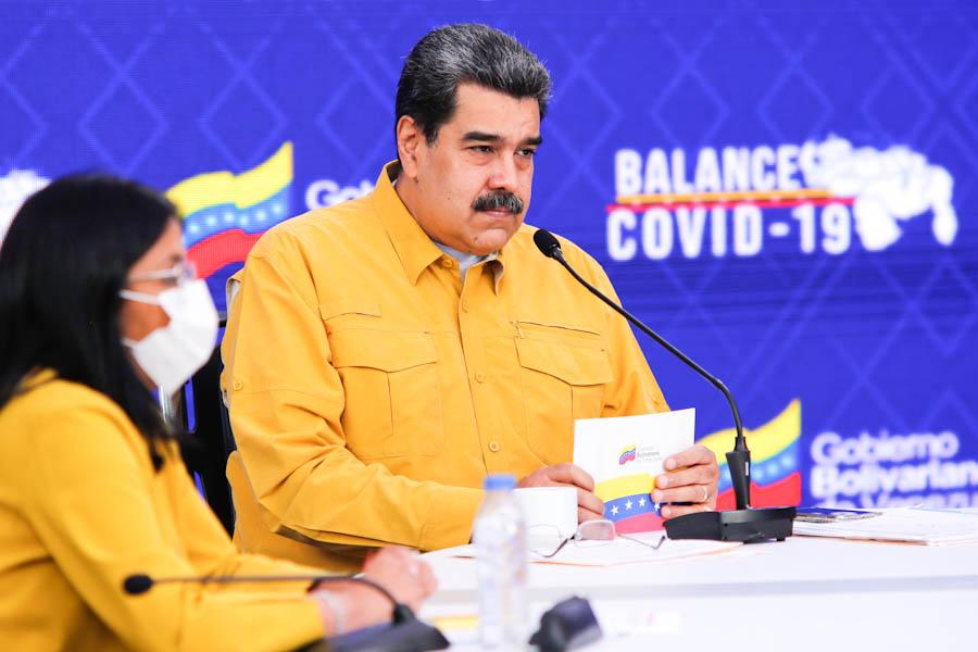 Venezuela inicia jornada de flexibilización del 12 al 18 de abril