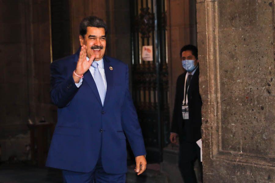 Mandatarios comienzan a llegar al Palacio Nacional de México para Cumbre CELAC