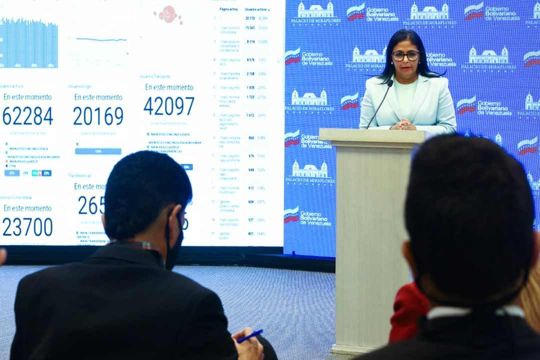 Creada Comisión de Alto Nivel Tecnológico para brindar los procesos y protocolos del sistema financiero venezolano